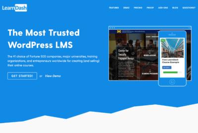 LearnDash - Learning Management System for WordPress