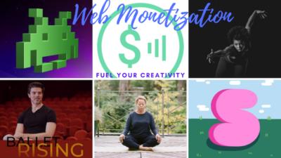 Web Monetization Course - Fuel Your Creativity