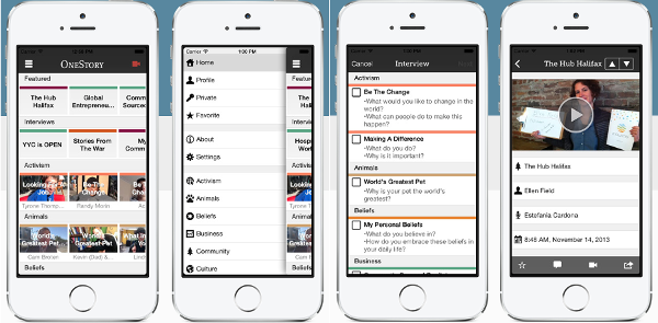 OneStory App