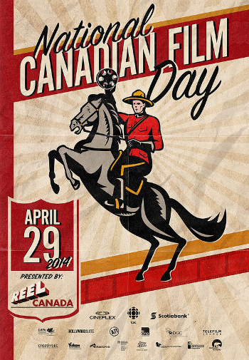 Canadian Film Day 2014